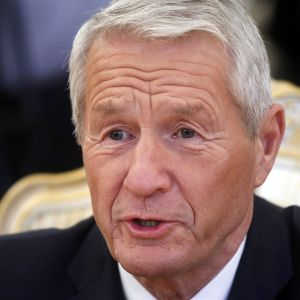 Euroopan neuvoston pääsihteeri Thorbjörn Jagland