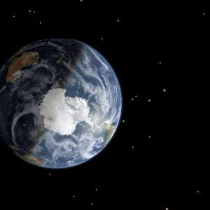Maapallo avaruudesta.