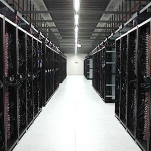 Yandexin datakeskus Mäntsälässä on Suomen suurimpia.