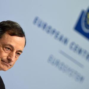 Mario Draghi.