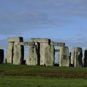 Stonehenge Englannin Wiltshiressä