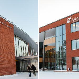 Lappeenrannan teknillinen yliopisto ja Saimaan ammattikorkeakoulu yhdistyvät.