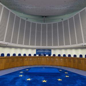Euroopan ihmisoikeustuomioistuin.