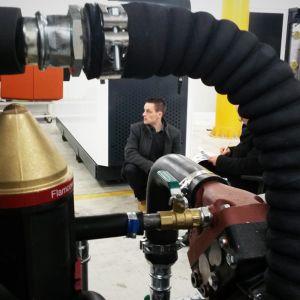 Kempeleläinen Volter valmistaa puukaasuvoimaloita