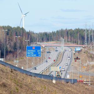 Moottoritie