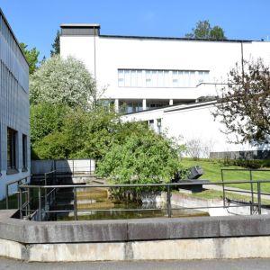 Alvar Aalto Museo ja Keski-Suomen museo Ruusupuistossa