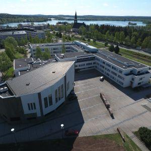 Rovaniemen kaupungintalo