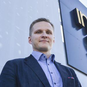 Imagonin hallituksen puheenjohtaja Mika Okkonen