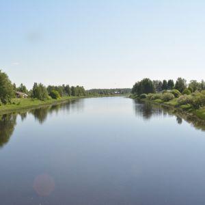 Kyrönjoki Ylistarossa