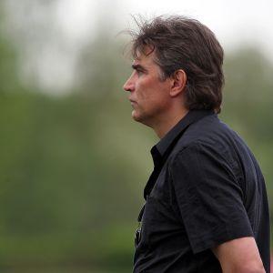 Valmentaja Alexei Eremenko kuvattuna toukokuussa 2014.