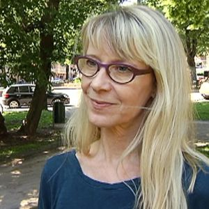 Kajaanin Kaupunginteatterin johtaja Helka-Maria Kinnunen.