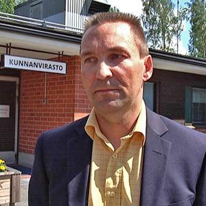Jussi Stoor kunnanjohtaja Lemi