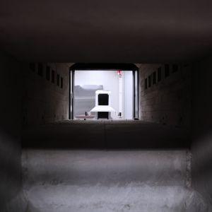 Krematorion polttouuni Espoossa