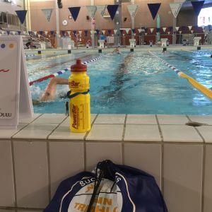 Uimahallin uimarata