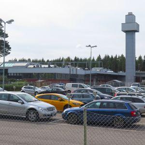 UPM Raflatacin Tampereen tehdas ulkoa