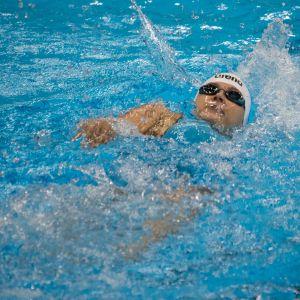 Meri Maari Mäkinen ui Rion paralympialaisissa