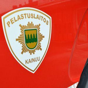 Kainuun pelastuslaitoksen logo