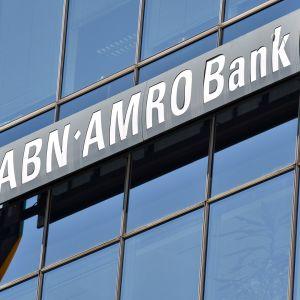 ABN Amro -pankin logo.