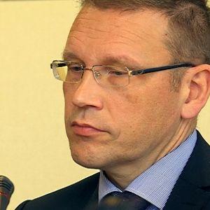 Rovaniemen kaupungin toimialajohtaja Antti Lassila.