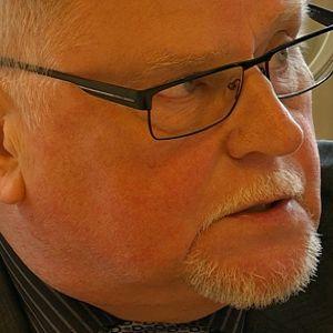 Rovaniemen kaupunginjohtaja Esko Lotvonen.