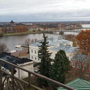 Porin Puuvilla ja Kokemäenjoki