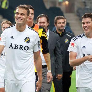 Eero Markkanen, AIK