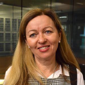 Karstulan kunnanjohtaja Hilkka Hakala