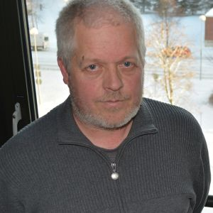 Kempeläinen Timo Huotari tuli isoisäksi 43-vuotiaana.