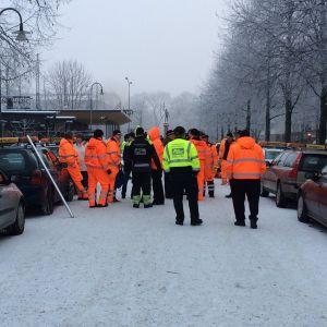 Operaatio Lumihiutale Tampereella