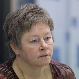 Kokkolan vs. kaupunginjohtaja Stina Mattila.