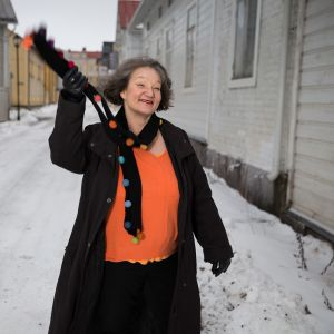 Monika Fagerholm