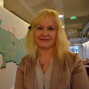 Kurikan kaupunginjohtaja Anna-Kaisa Pusa