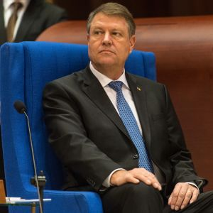 Klaus Werner Iohannis, Romanian presidentti