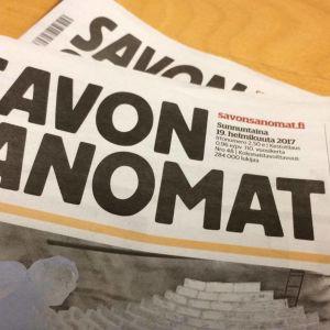 Savon Sanomien lehti