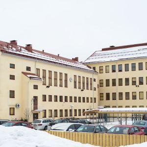 Lapin yliopiston harjoittelukoulu Rovaniemellä