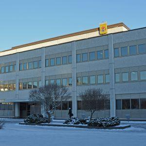 Kuvassa Kokkolan kaupungintalo