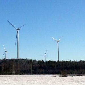 Tyrinselän tuulivoimalat