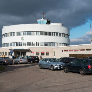 Helsinki-Malmin lentoasema.