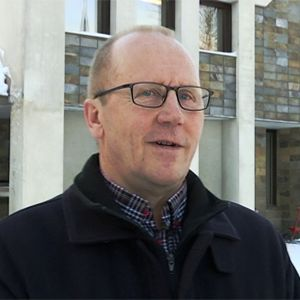 Kunnanjohtaja Viljo Pesonen, Sodankylä.