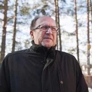Siilinjärven kunnanjohtaja Vesa Lötjönen