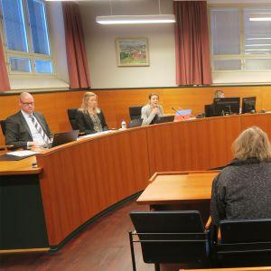 Bandidos-oikeudenkäynti Tampereen käräjäoikeudessa