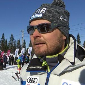 Ski Sport Finlandin toimitusjohtaja Marko Mustonen