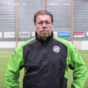 KPV:n valmentaja Jarmo Korhonen