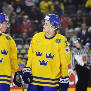 Nicklas Bäckström ja William Nylander
