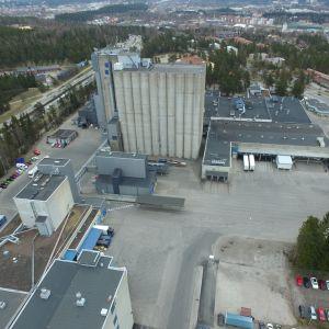 Fazer tehdas Lahti Kärpäsenmäki