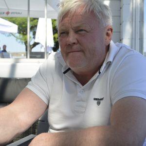 Padasjoen kunnanhallituksen puheenjohtaja Antti Räsänen (kok)