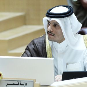 Watarin ulkoministeri Abdulrahman al-Thani