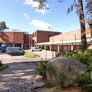 Jyväskylän yliopiston päärakennus.