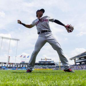 Austin Jackson, Cleveland Indians