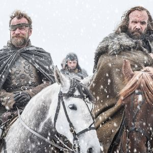Game of Thrones -sarjan 7. tuotantokauden lehdistökuva.